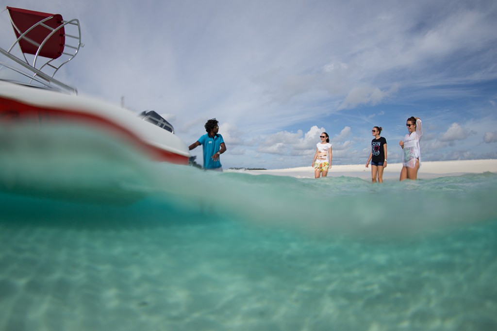 sandbank&snorkeling